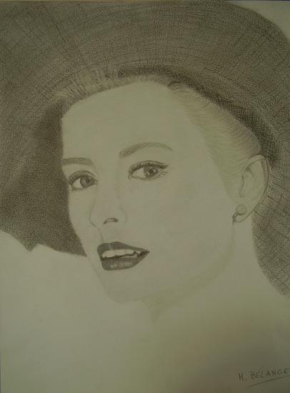Grace Kelly by ambrebel